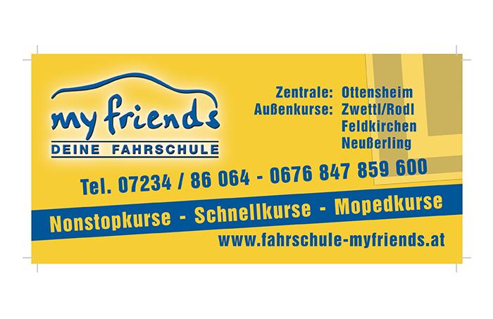 partner-Fahrschule Friends