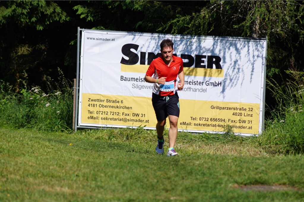 partner-Triathlon Laufen 2018