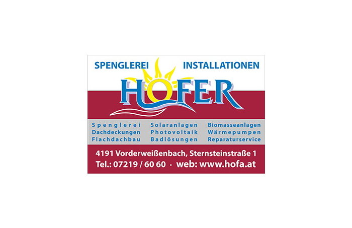 partner-Hofer Service GmbH
