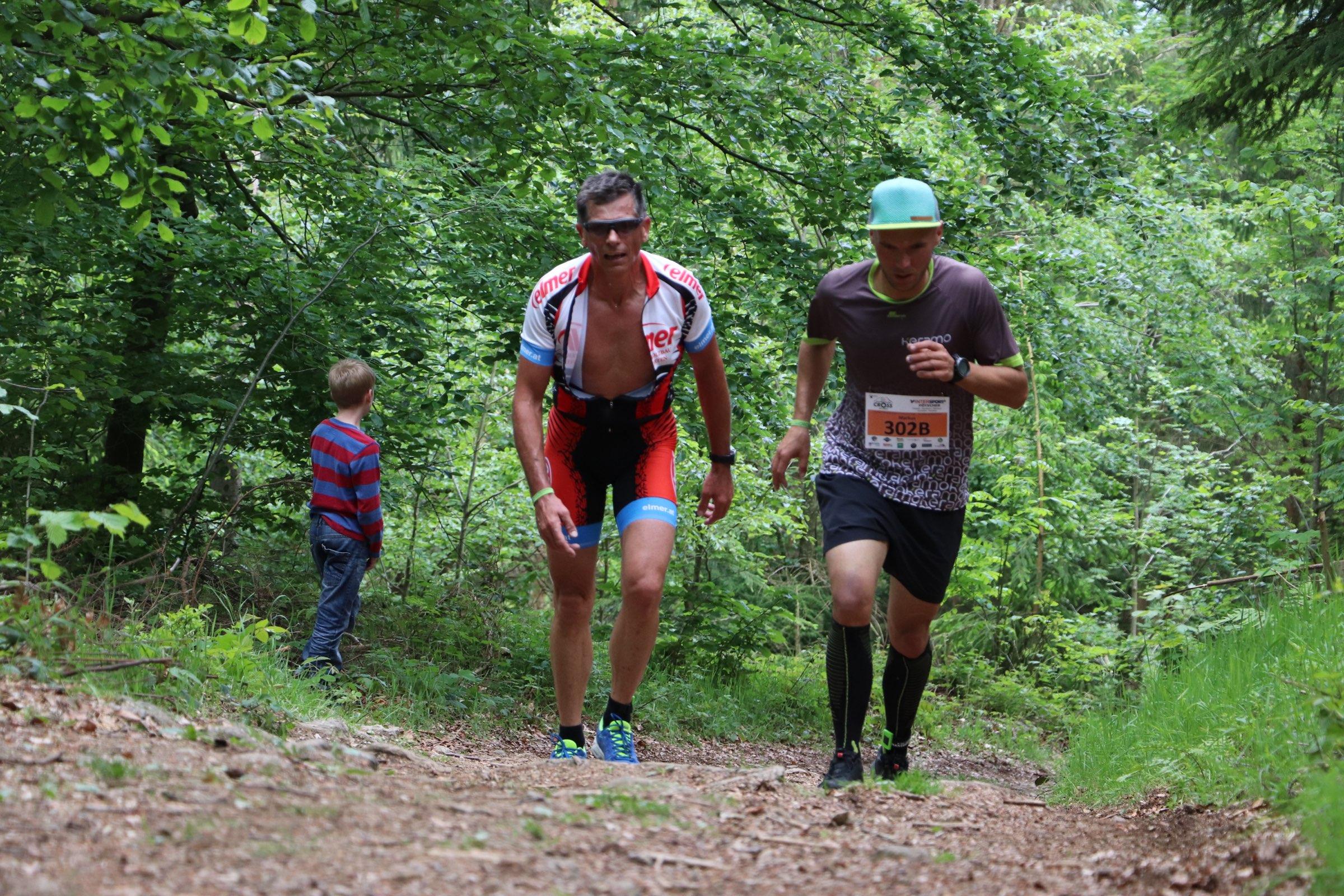 partner-Triathlon, Bike&Run, E-Bike Hansberg