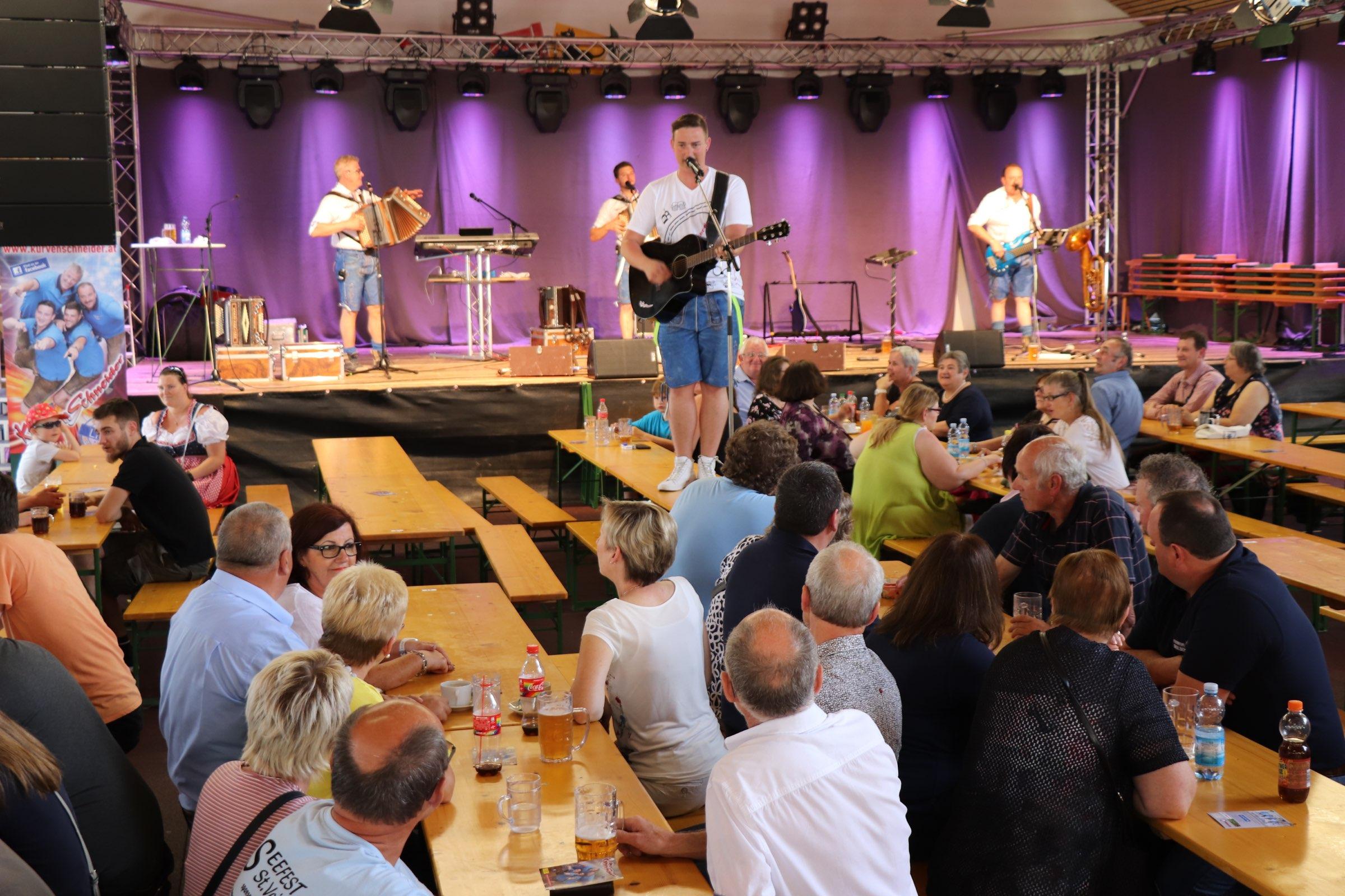 partner-Seefest Sonntag 2019